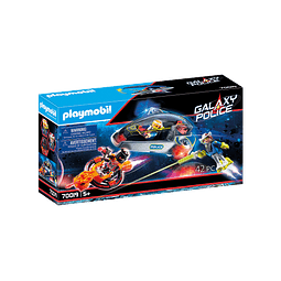 Playmobil Policía Galáctica Planeador
