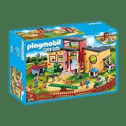 Playmobil Hotel De Mascotas