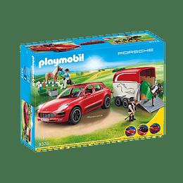 Playmobil Porsche Macan Gts
