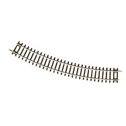 Ho Curved Track R3, 30