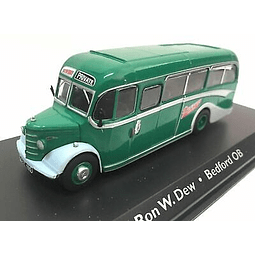 Bedford OB Ron W Dew Classic Coaches Bus Collection 1/72