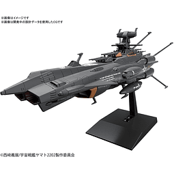 Crucero espacial Yamato - AAA-01 Andromeda Star Blazers