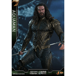 1/6 AQUAMAN HOT TOYS  NO NUEVA