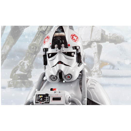 1/6 AT-AT DRIVER Ep. V  Star Wars No Nueva