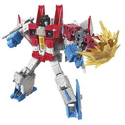 Figura Transformers Earthrise Voyager Star