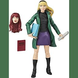 Figura Gwen Stacy Spider-Man 6-Inch