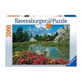 Rompecabezas Ravensburger montes dolomitas