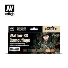 Set: Waffen SS Camouflage (8)
