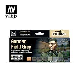 Set: German Field Grey Uniform (8)