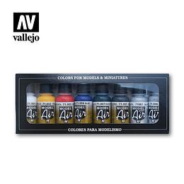 Model Air Set: Colores Básicos (8)