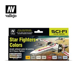 Model Air Set: Star Fighters Colors