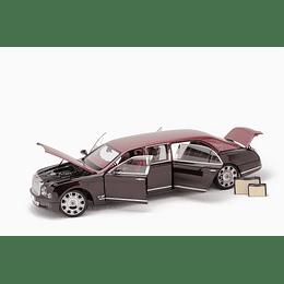 Auto de Coleccion Bentley Mulsanne Grand Limousin 1/18