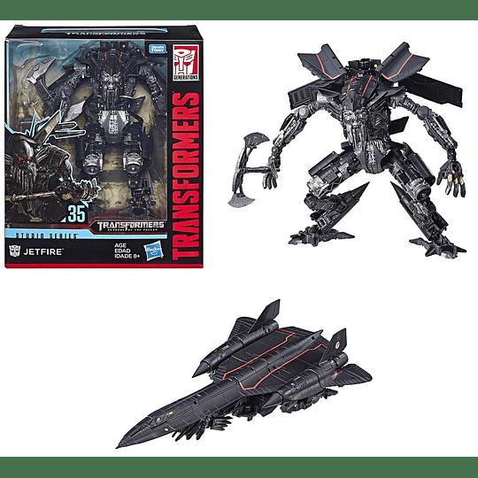 Figura Jetfire Transformers Serie 35 / Revenge Of The Fallen