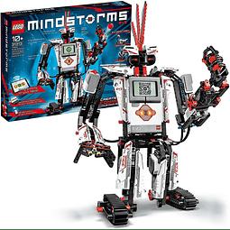 Lego Mindstorms Ev3 / 601 Piezas
