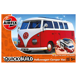 Quick Build Vw Camper Van Airfix