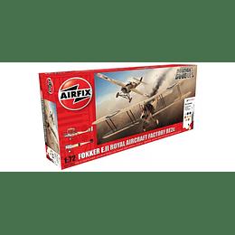 Avion para armar Fokker Eii Escala: 1/72 Airfix