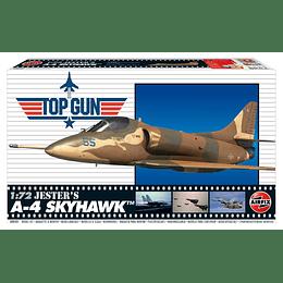 Avión para armar Top Gun Jesters A-4 Skyhawk 1/72