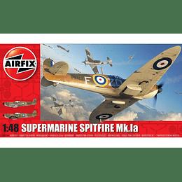 Avión para armar Supermarine Spitfire Mk I 1/48