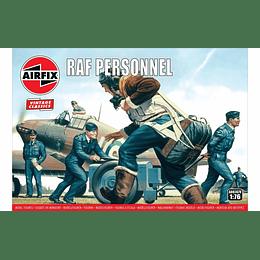 Figuras WWII Raf Personnel Figure Set Escala 1/76