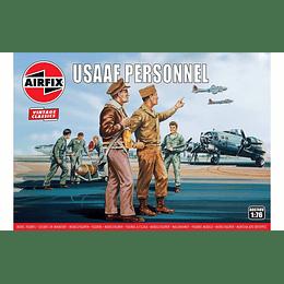 Figuras Usaaf Personnel Escala 1/76 Airfix