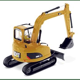 Excavadora Caterpillar 308C CR con operador Esc 1/50