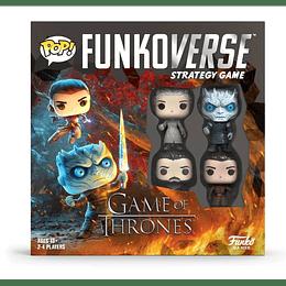 Juego de mesa Game Of Thrones 100 Pop! Funkoverse / Juego de Estrategia