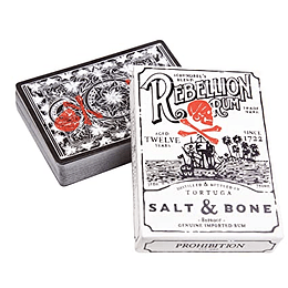Cartas de Poker Rebellion Salt & Bone