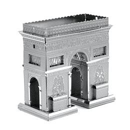 Arc De Triomphe Metal Earth Model Kit