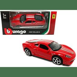 Ferrari 430 Scuderia Race 1/64