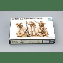 Figura 1:35 Para Armar Modern U.S.Marine M252 Team