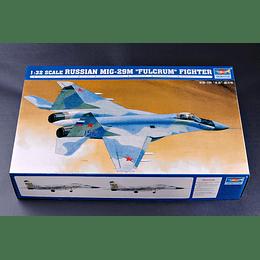 "Avion 1:32 Para Armar Aircraft -Mig-29M""Fulcrum""Fighter"