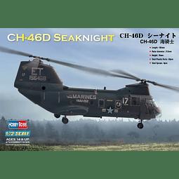"Helicoptero 1:72 Para Armar Ch-46 ""Sea Knight"""