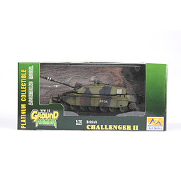 Tanque 1:72 Coleccion Challenger Ii-In Action Kosovo 1999