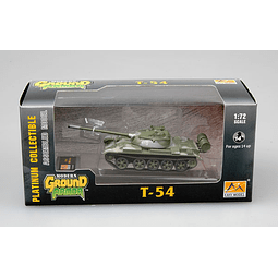 Tanque 1:72 Coleccion T-54 Ussr Army In Winter Camouflage