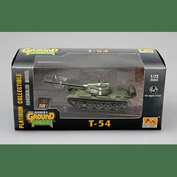 Tanque 1:72 Coleccion T-54 Ussr 1968 In Prague