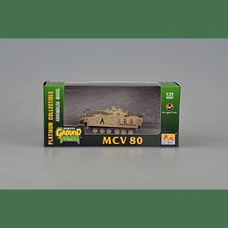 Tanque 1:72 Coleccion Mcv 80 1St Bn Stafford 7Th Iraq 91