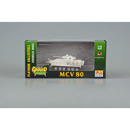 Tanque 1:72 Coleccion Mcv 80 1St Bn 22Nd Cheshire Regt