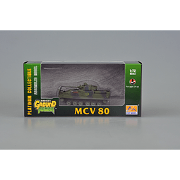 Tanque 1:72 Coleccion Mcv 80 1St Bn Based At Germany 1993