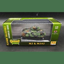 Tanque 1:72 Coleccion M2A2 Ods