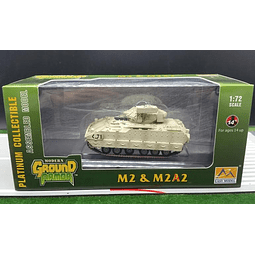 Tanque 1:72 Coleccion M2A2 Ifv