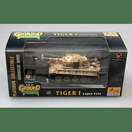 Tanque 1:72 Coleccion Tiger 1 (Early)-Grossdeutschland Div