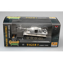 """Tanque 1:72 Coleccion Tiger 1 (Early)-Ss """"Lah""""?Kharkov?1943"""