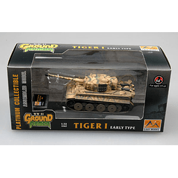 """Tanque 1:72 Coleccion Tiger 1 (Early)-Ss """"Lah""""?Kursk ?1943"""