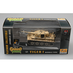 Tanque 1:72 Coleccion Tiger 1 (Middle)Spzabt.509 Russia 1943