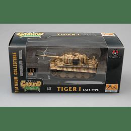 """Tanque 1:72 Coleccion Tiger I (Late) """"Totenkopf""""  1944  933"""