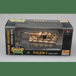 Tanque 1:72 Coleccion Tiger I (Late)Schwere 1944 Russia 312