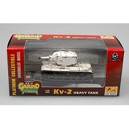 Tanque 1:72 Coleccion Kv-2 Tank Russian Army