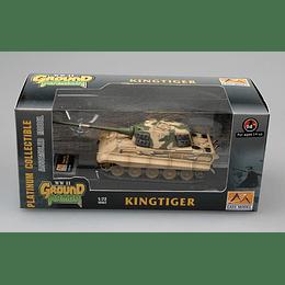 Tanque 1:72 Coleccion Tiger Ii Schwere Ss.Abt.503 Tank #100