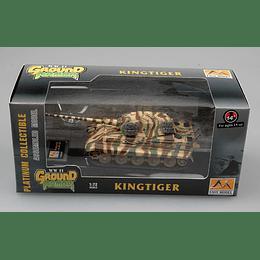 Tanque 1:72 Coleccion Tiger Ii Schwere Pz.Abt.503 Tank #323