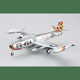 "Avion 1:72 Coleccion F-84G ""Four Queens/Olie"